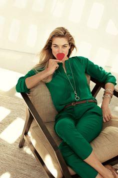 Silk pintuck blouse | #BRLove #BananaRepublic