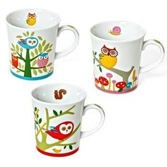 Owl Owl Mugs 3 Assorted Designs by Miya, http://www.amazon.com/dp/B008JHNHW4/ref=cm_sw_r_pi_dp_TcL9rb1ZAPP7S