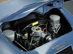 Porsche 356A Speedster - JD Classics