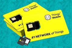 Primeira operadora mobile para Internet das Coisas é lançada mundialmente