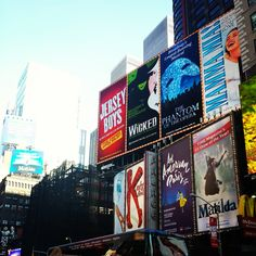 #BroadwayWeek is in full swing w/ 2-for-1 tickets available for not-to-be-missed shows.