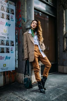 4 KEY PIECES TO PULL OFF MENSWEAR-INSPIRED OUTFITS