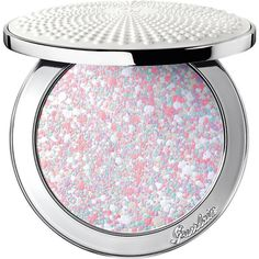 Guerlain Météorites Voyage powder refill (€38) ❤ liked on Polyvore featuring beauty products, makeup, face makeup, face powder and guerlain