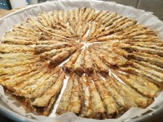 Fish Recipes, Seafood Recipes, Cookbook Recipes, Cooking Recipes, Food Decoration, Food Hacks, Apple Pie, Desserts, Greek Recipes