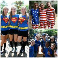 Homecoming Spirit Week Themes | Westminster Schools of Augusta