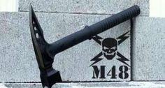 United cutlery M48 Tactical WarHammer