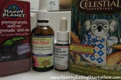 Fighting Colds With Herbs
