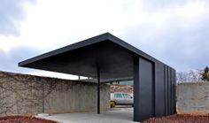 Layton Pavilion / Johnsen Schmaling Architects