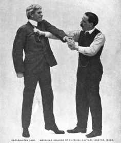 Editor's note: Theodore Roosevelt had a keen interest in martial and combative arts, beginning with boxing as a young man, and later as president — aftera blow blinded him in the eye — focusing on wrestling and grappling. While in the White House, he first took jiu-jitsu lessons from Professor John J. O'Brien, who had …