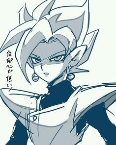 Black Goku, Dbz, Zamasu Fusion, Spider Man Playstation, Zamasu Black, Black Picture, Anime, Dragon Ball Z, Cute Art