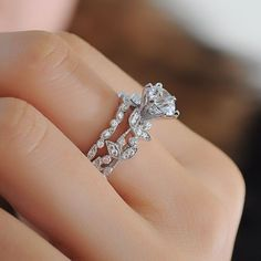 Customize wedding ring