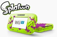 MyNintendoLife: How can Nintendo capitalize on retail exclusives like the Splatoon bundle Wii U Games, News Games, Video Games, Custom Consoles, Rules For Kids, Just Video, Cool Electronics, Game Item, Mini Games