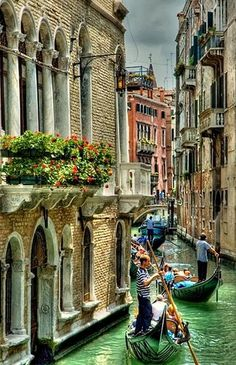 Beautiful Venice, Italy - Places to explore