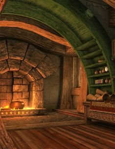 A fantasy interior. A possible cottage like residence for a magician. Notes This product includes two full installers for DAZ Studio and two full installers for Poser. Compatible 3D Figures N/A Compat