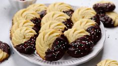 Oven Baked Fries | Veronika's Kitchen Twix Cookies, Spritz Cookies, Thumbprint Cookies, Pelmeni Recipe, Baked Bbq Chicken Thighs, Coconut Truffles, Brulee Recipe, Citrus Vinaigrette, Chocolate Bourbon