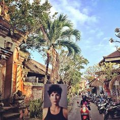 An awesome Virtual Reality pic! Julia #BornNowhere at #UbudVillage  #ubud #SocialMediaArt #virtualreality #characters #village #bali #girls #identityissue #identity #selfie by bornnowhere check us out: http://bit.ly/1KyLetq