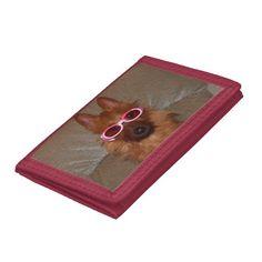 Australian Terrier Wallet