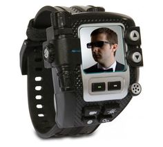 Latest Coolest gadgets – Ultimate Spy Watch – New high technology ...
