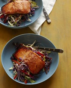 ... Pescados on Pinterest | Salmon, Salmon burgers and Lemon dill salmon