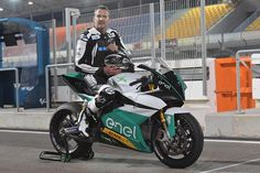 The Energica Ego Corsa will take its demo lap in Argentina this weekend. The FIM Enel MotoE World Cup will kick off in Motogp, Taken 2, Cool Motorcycles, World Cup, Racing, Buenos Aires Argentina, World Cup Fixtures, World Championship