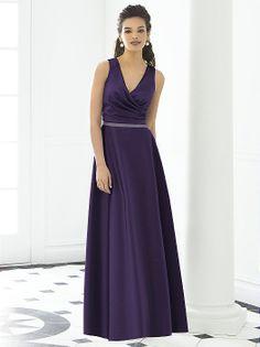 After Six Bridesmaid Style 6648 http://www.dessy.com/dresses/bridesmaid/6648/?color=concord&colorid=400#.UucgDv30Ay4