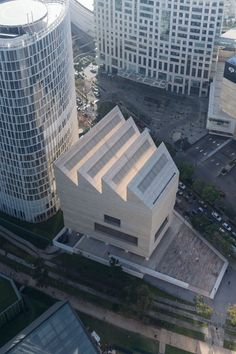 Museo Jumex, David Chipperfield; Mexico City. Image © Iwan Baan