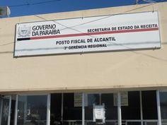 Visita aos locais de trabalho - 3ª Gerência Regional - Posto Fiscal de Alcantil