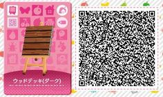 Animal Crossing Happy Home Designer Qr Codes | Animal crossing ... on
