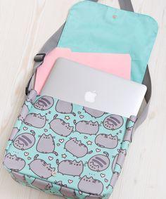 Pusheen All-Over Print messenger bag