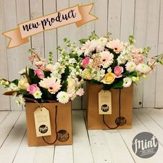 This bouquet is beautifully crafted of pastel colouredlocal in season…