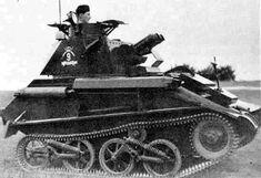 British Tanks of the Inter-war Decades - 1935 - Vickers Light Tank Mk V