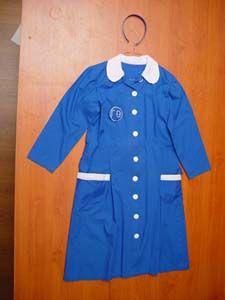 School uniform all children wore up to 1983