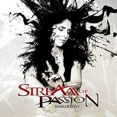 """Observa """"The Scarlet Mark"""", el nuevo video de la banda mexicana/holandesa Stream of Passion para este 2012"""