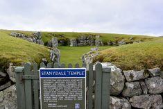 Stanydale Temple, Westside Mainland, Shetland Islands, Scotland