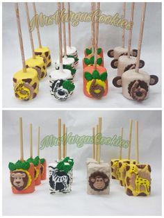 Jungle Theme Cakes, Safari Theme Birthday, Zoo Birthday, Baby Shower Treats, Baby Shower Cakes, Baby Boy Shower, Baby Showers, Cake Decorations, Birthday Decorations