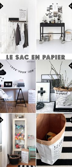 Le sac en papier - IDA Interior LifeStyle