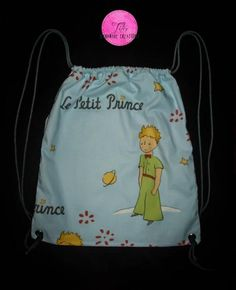 Le Petit Prince Draw-string Bag
