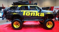 This Toyota Tonka 4Runner Truck Is For Big Boys   automotive99.com