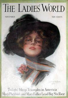Ladies' World 1914-11