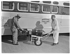 MCL - Van Nuys Division circa 1955.