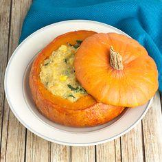 Pumpkin Cranberry Quinoa Casserole | Recipe | Quinoa, Casseroles and ...