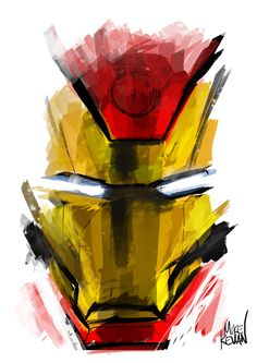 Iron Man - Mike Kevan