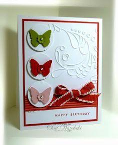 cards butterflies 2 on Pinterest