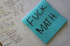 "No math = more time  No math = less stress (I ""love"" deviations)"