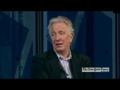 Alan Rickman 1 Hour Interview (Part 3/4) @ New York Times Arts & Leisure... July 9, 2012 - The New York Times Interview - Part 3; the four segments total almost an hour.
