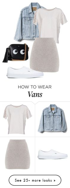 ceeabeeddd you can wear vans and converse with literally everything