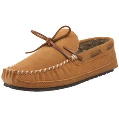Men's Slippers - Minnetonka Mens Casey Slipper >>> Find out more about the great product at the image link. (This is an Amazon affiliate link)