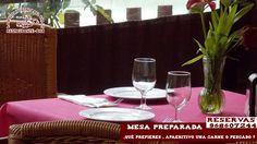 """ya tenemo lista tu mesa para hoy ¿Qué prefieres , un buen aperitivo, carne o pescado ? ¡ escápate al """"pulmón"""" de Murcia ! reservas 968607244"""