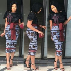 The ideal source for your afro chic life style and fashion site African Dresses For Women, African Print Dresses, African Print Fashion, African Attire, African Wear, African Fashion Dresses, African Women, African Prints, African Style