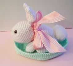 Crochet Bunny 2011 | Flickr - Photo Sharing!